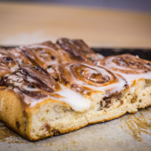 best cinnamon buns white rock south surrey bakery