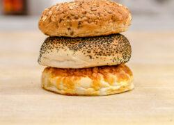 Bagels – various flavours (1pc)