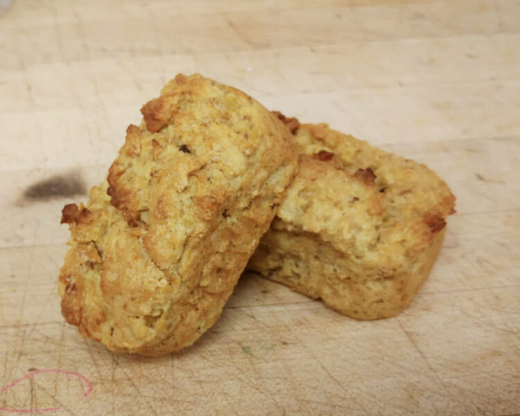 mashed cornbread white rock south surrey best bakery spent grains