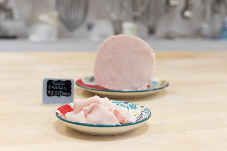 Roast chicken white rock deli