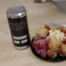 Father's Day Platter & 3 Dogs Brewing Beer