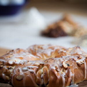 kringle almond ring white rock surrey bakery
