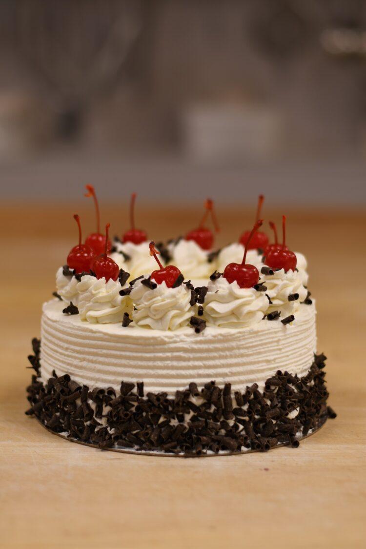 White Rock's Surrey best black forest cake