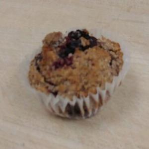 KETO Berry muffins white rock