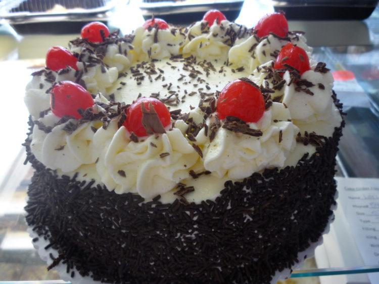 Black Forest Cake White Rock Surrey Bakery