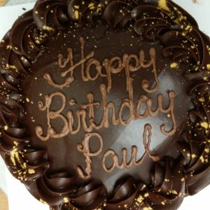 Fudge Gateau best chocolate cake white rock south surrey hillcrest bakery
