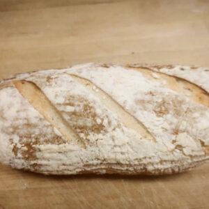 Artisan sourdough loaf white rock south surrey bakery