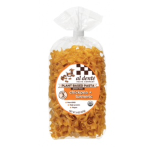 high-protein plant based pasta is certified organic, gluten free, non-GMO and vegan pasta white rock bakery