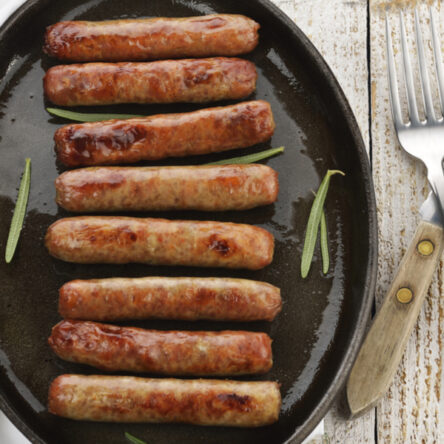 Pork Breakfast Sausage – 12 pack
