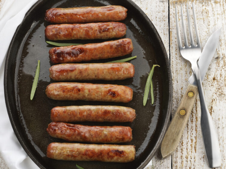 Breakfast sausage white rock surrey butcher gluten free