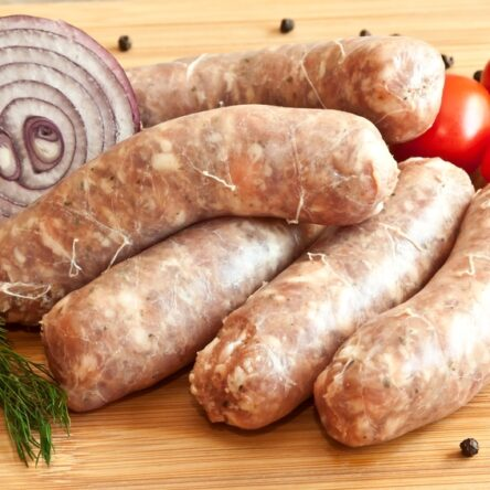 Mild Italian Sausage – 6 pack