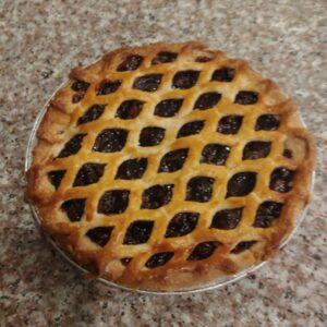 mincemeat pie white rock surrey bakery