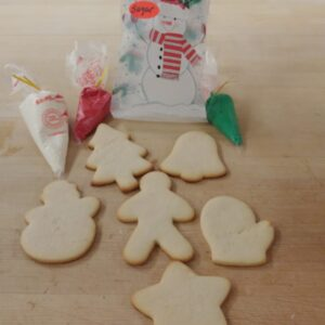best christmas sugar cookie decorating kit white rock south surrey