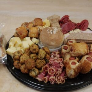 Appetizer platter white rock catering south surrey hillcrest bakery and deli