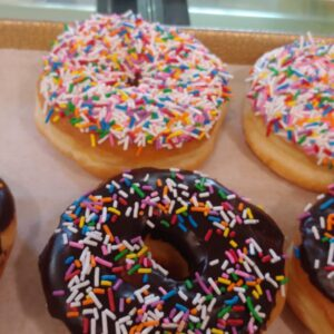 Chocolate Sprinkle Best Doughnuts White Rock South Surrey
