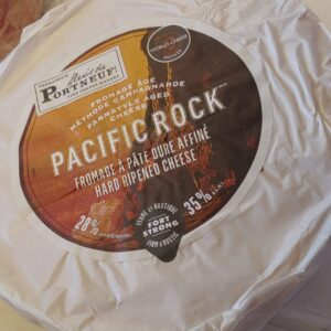 Pacific Rock Cheese available in White Rock Hillcrest Bakery