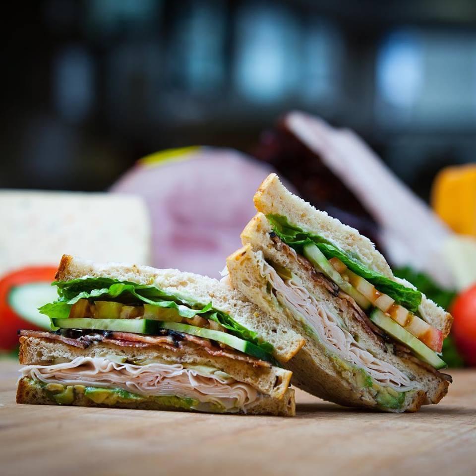 best deli sandwich in white rock hillcrest bakery