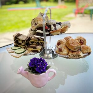 Best Mother's Day Ideas High Tea Kit White Rock South Surrey Bakery
