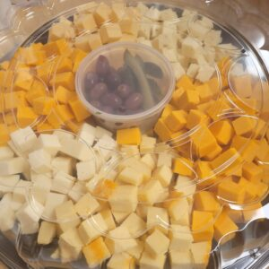 party tray white rock surrey cheese