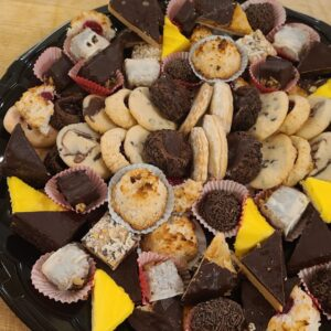 Dessert Tray Surrey White Rock event platters catering